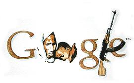 Parda's Google Logo