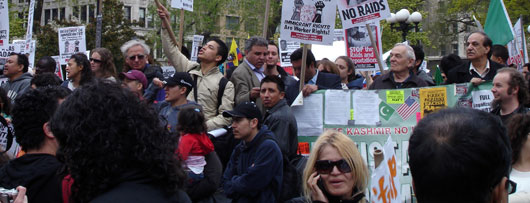 May Day 2008, Union Square, NYC