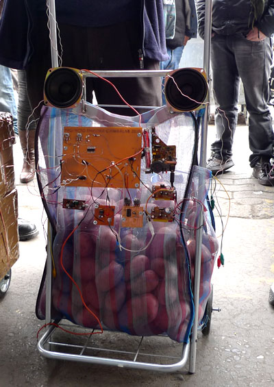 Chimba Lab Radio