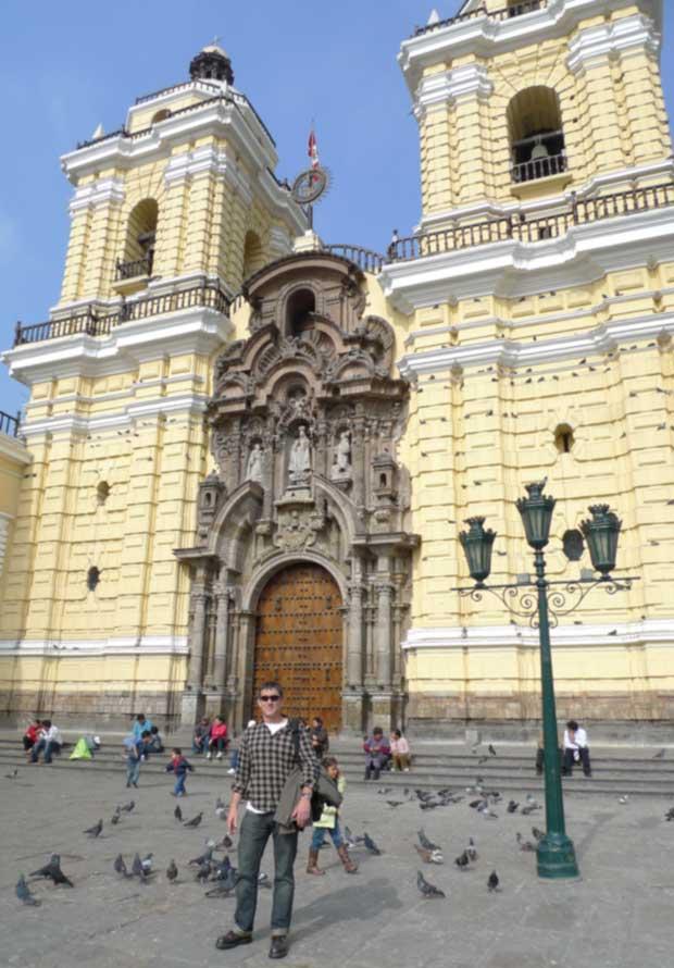 Iglesia de San Francsico, Lima, Peru