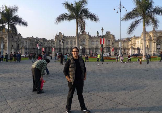 La Casa de Pizarro, Lima, Peru