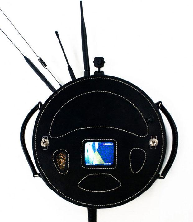 Michelle Teran's CCTV viewer